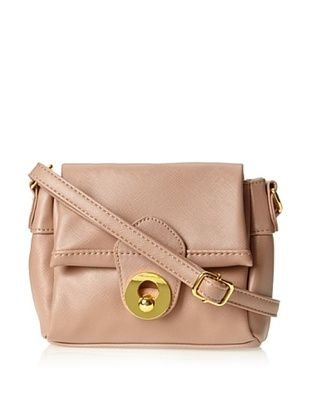 Co-Lab By Christopher Kon Women's Mini Cross-Body, Sand, One Size