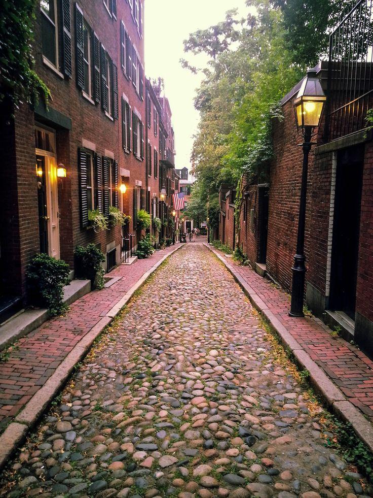 beacon hill boston massachusetts cities in