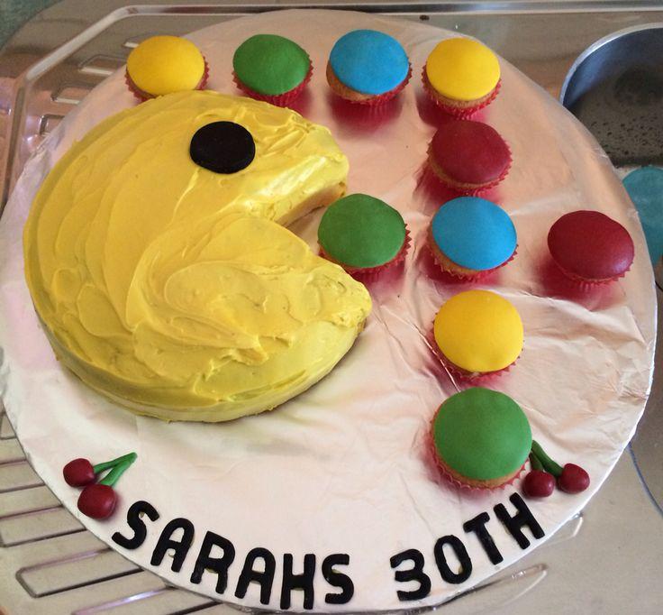 #pacmancake #cakesbyjess