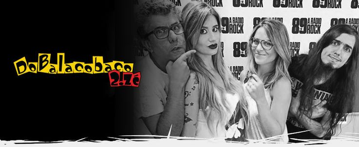 DO BALACOBACO - A RADIO ROCK - 89,1 FM - SP