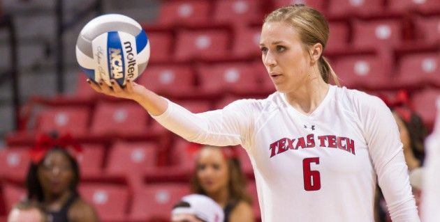 Texas Tech volleyball player, Breeann David, was selected to play with the U.S. Collegiate National Team that represented USA Volleyball on its European Tour summer 2014.