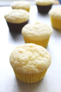 Lemon Muffins - Countryside Cravings