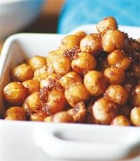 Weigh-Less Online - Sweet And Salty Chickpeas