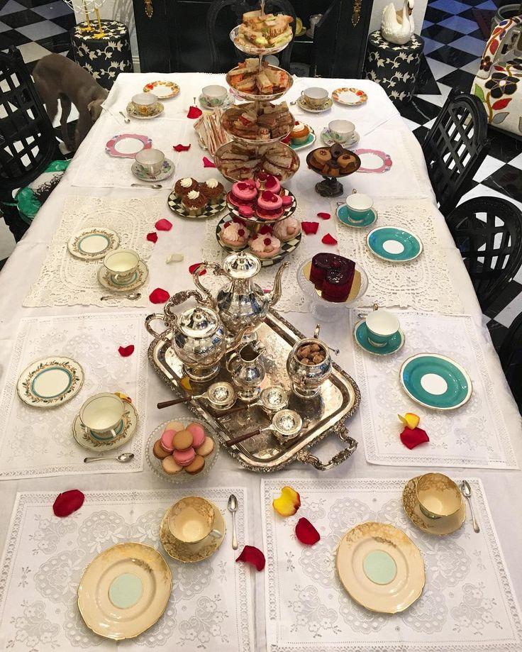 Valentines Day Tea Party!! Happy Valentines Day!  #tatanakahome