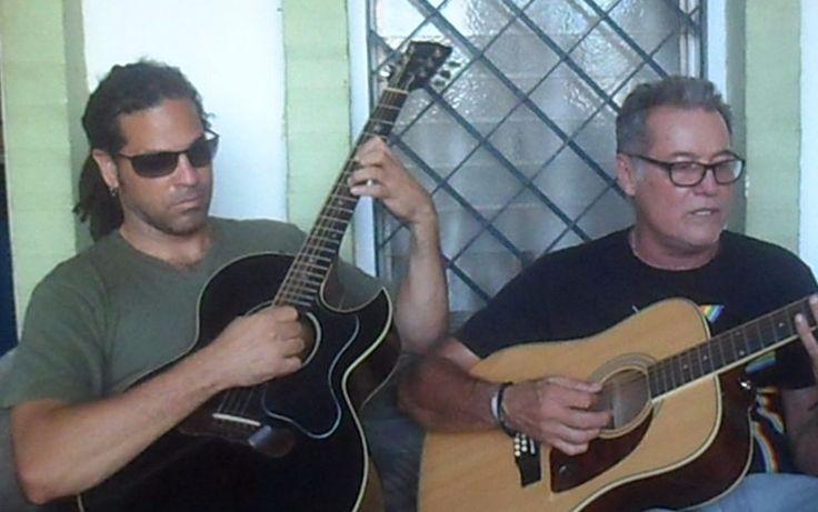 Con Ernesto Rodriguez