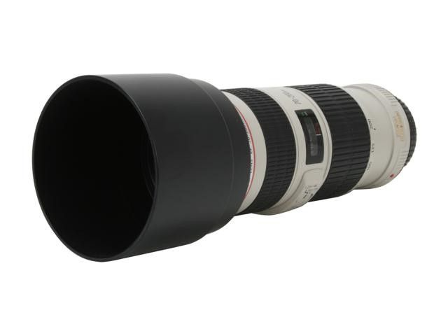 <p>The EF 70-200mm f/4L IS USM is a lightweight, compact L Series telephoto zoom lens with Image Stabilizer. The optical Image Stabilization in the EF 70-200mm f/4L IS USM lens provides up to an incredible four stops of shake correction-a first for Canon IS lenses. The use of fluorite UD lens elements provides excellent optical performance in terms of resolution and contrast. These features, together with its water-and dust-proof construction, provide both the performance and ...