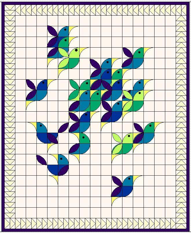 25+ best Drunkards path quilt ideas on Pinterest Quilt patterns, Patchwork patterns and Log ...