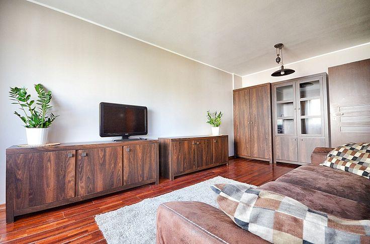 """Lila House"" 2 rooms, taras, parkplace, full furnished. Centrum Kamienna street Tel. +48790777710"