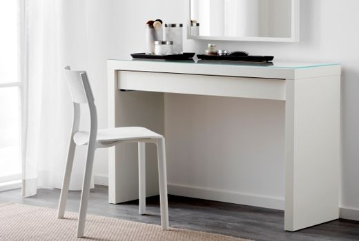 1000+ ideas about Ikea Dressing Table on Pinterest Makeup tables, Ikea makeup vanity and White