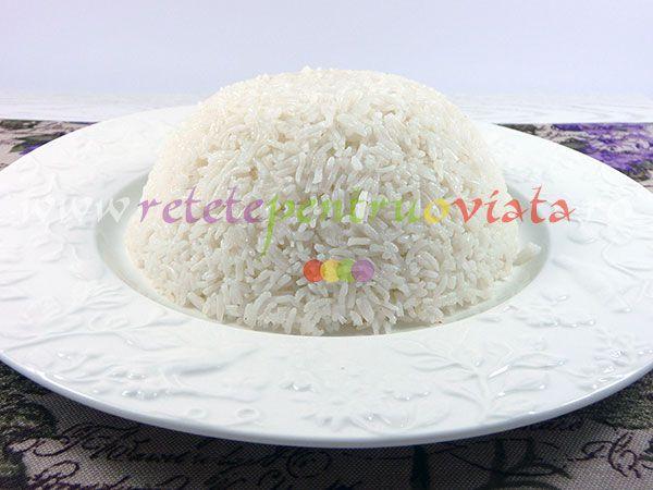 O #reteta de orez #basmati ideala pentru a obtine o garnitura perfecta pentru orice tip de carne (pui, curcan, porc, vitel) si peste.