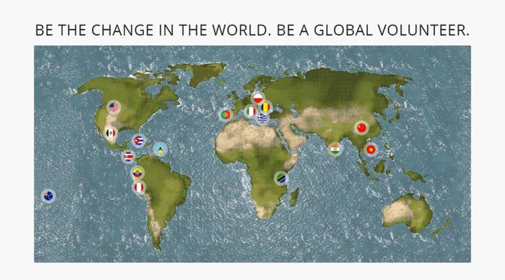 Volunteer abroad - Serve as a true international volunteer with a worldwide leader. Browse international volunteer programs in 17 countries & be the change!