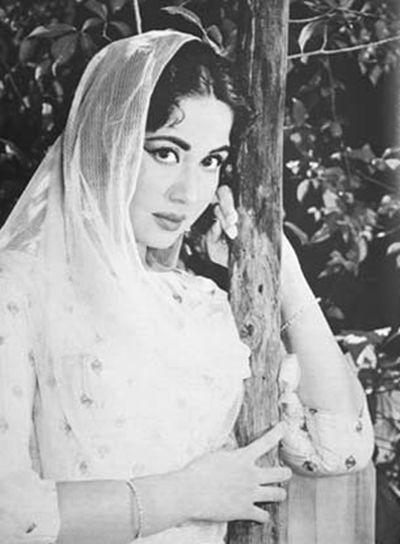 Meena Kumari.