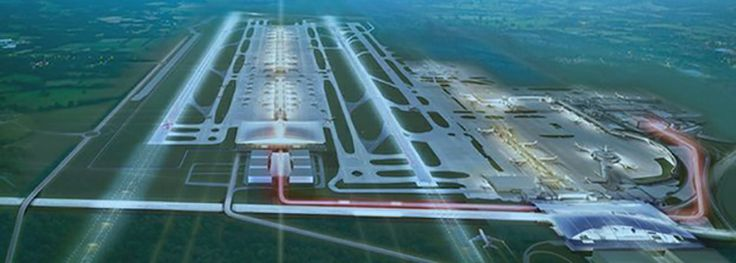 Heathrow & Gatwick Airport Reveals New Runway Plans: http://lnkd.in/dKC6KkF