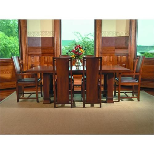 Frank Lloyd Wright Furniture By Copeland Boynton Dining Chairs By Copeland Furniture On
