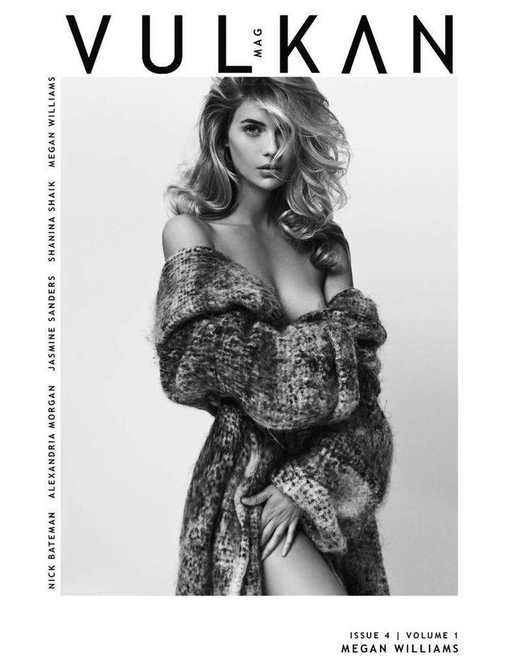 Vulkan Magazine Issue 4 F/W 15 Covers (Vulkan Magazine)