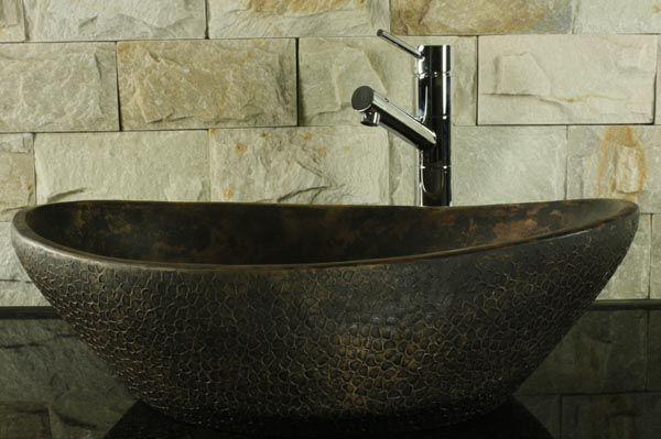 antico copper bronze bathroom basin The stone superstore Perth