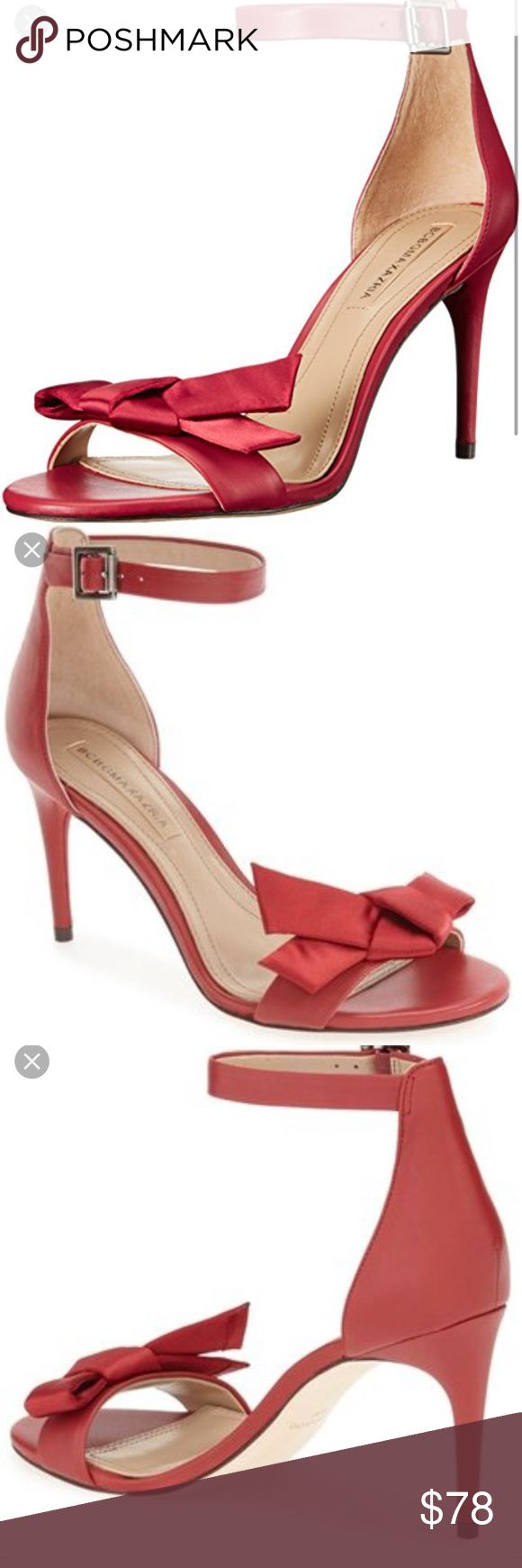 BCBGMAXAZRIA size 8M BCBGMAXAZRIA style ma-Pavli size 8M Shoes Sandals