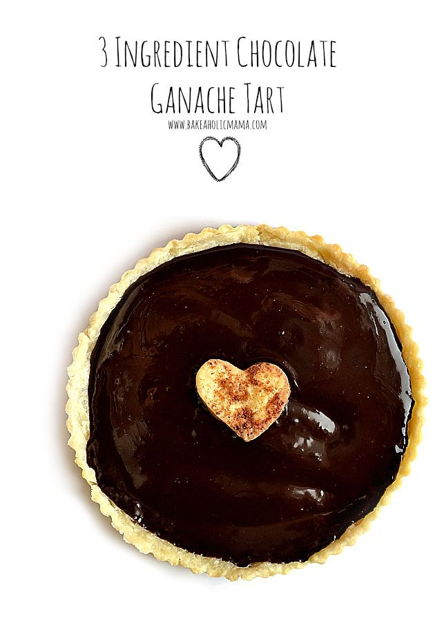 17 Best ideas about Chocolate Ganache Tart on Pinterest ...