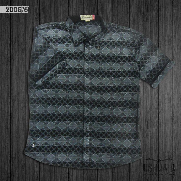 camisa-hombre-manga-corta-color-negro-200675