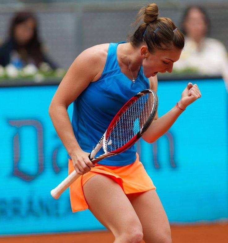 Simona Halep @jugamostenis #tennis #tenis