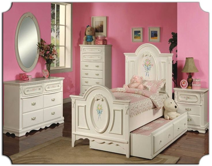 Best 25+ Little girls bedroom sets ideas on Pinterest | Girls pink ...
