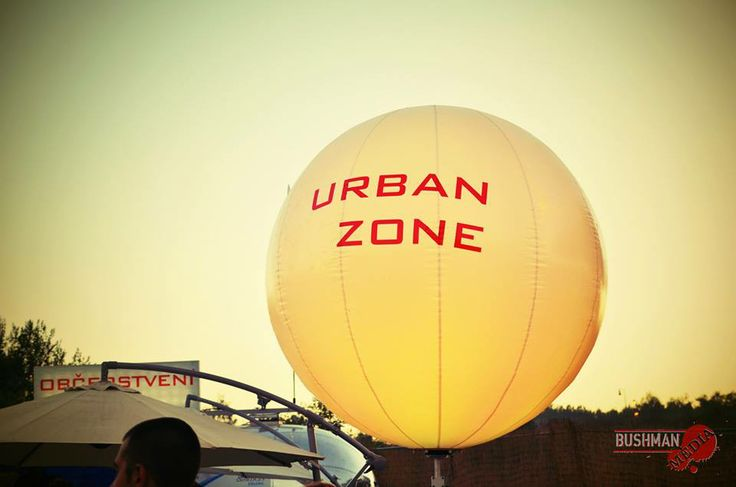 Urban zone