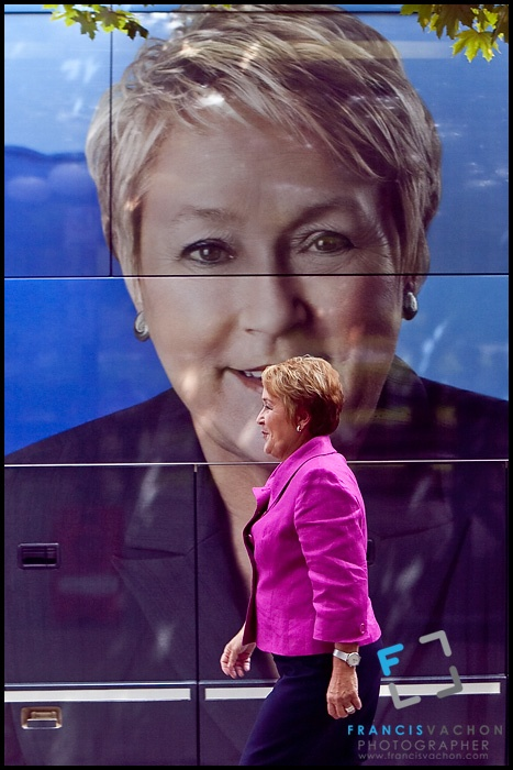 I'm happy that Pauline Marois lost the elections because she was only going to do harm to Quebec by separating and many people being an understatement would not benefit from this at all. In fact most people in Québec would suffer. Thankfully she did not even get close to winning and we are face from separating. This also benefits me because she was all about the French language and I'm not so found of speaking it therefore the rules will be more slack when it come to speaking French.