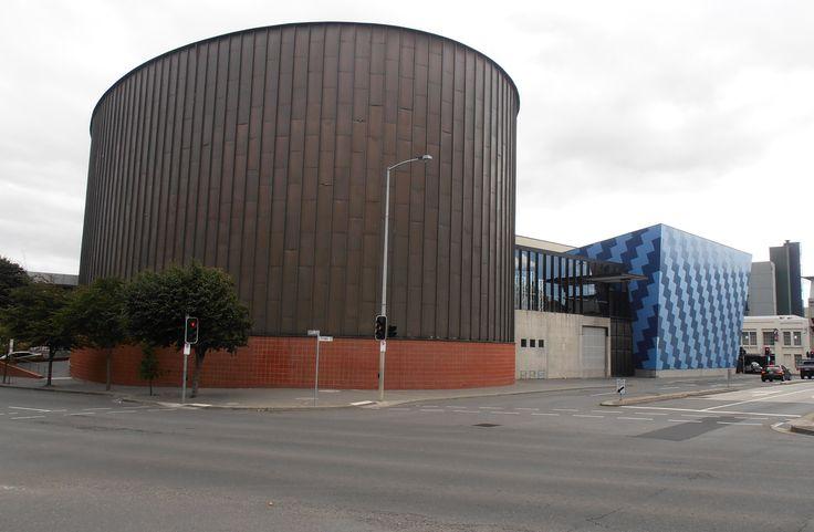 Hobart's Concert Building.