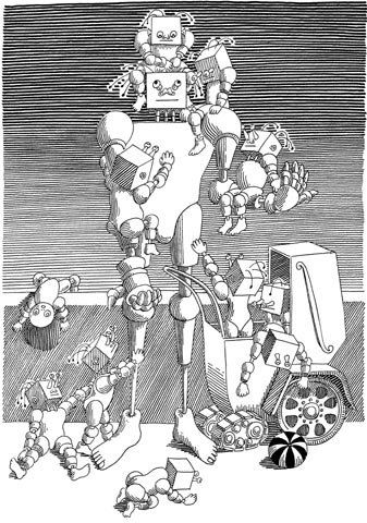 Continuous Integration! Or: Jekyll gets some robot nannies.
