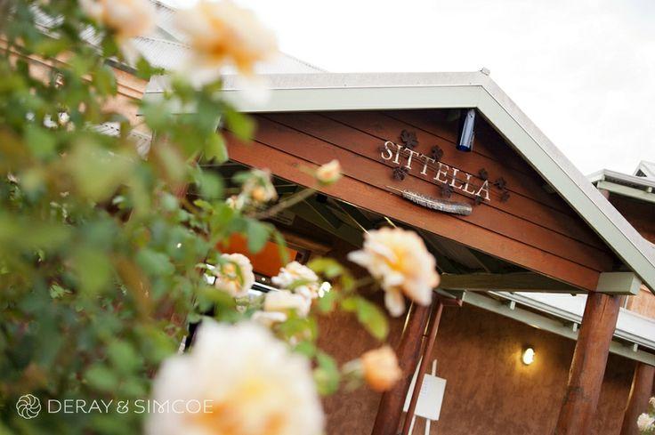 Sittella main entrance. Wedding reception styling, ideas and inspiration. Reception Venue: Sittella Winery, Swan Valley WA Photography by DeRay & Simcoe