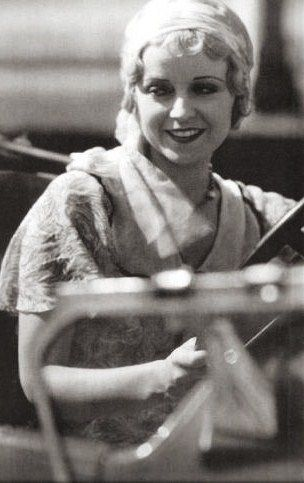 """June Marlowe (1903 - 1984) Played Miss Crabtree, the teacher, in the """"Little Rascals"""" movies"""