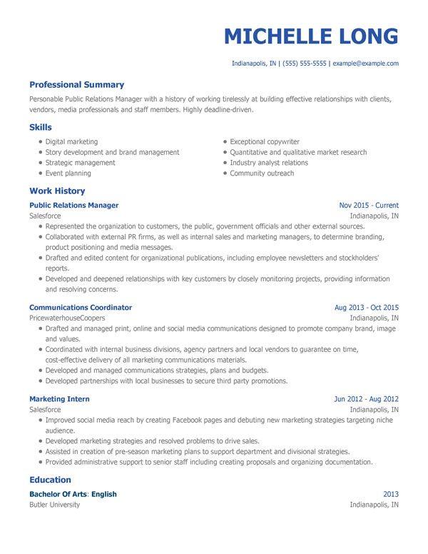 Buy resume for writing esl