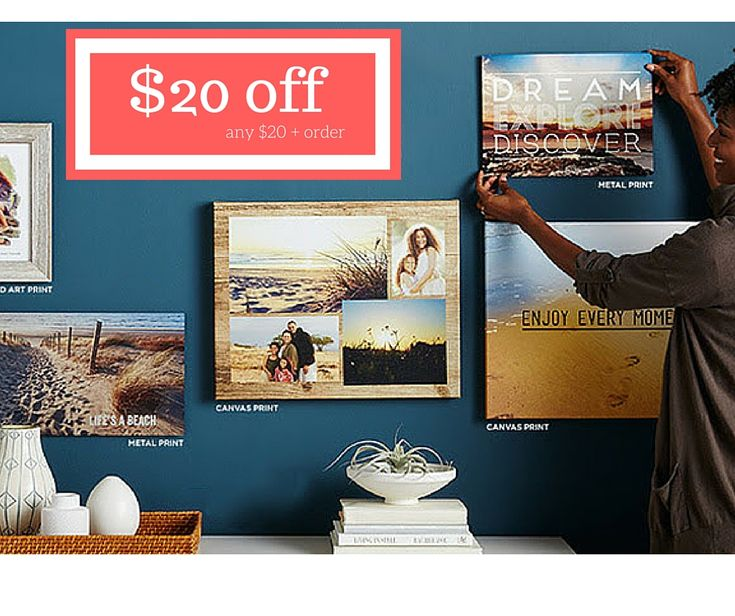 shutterfly 20 off coupon