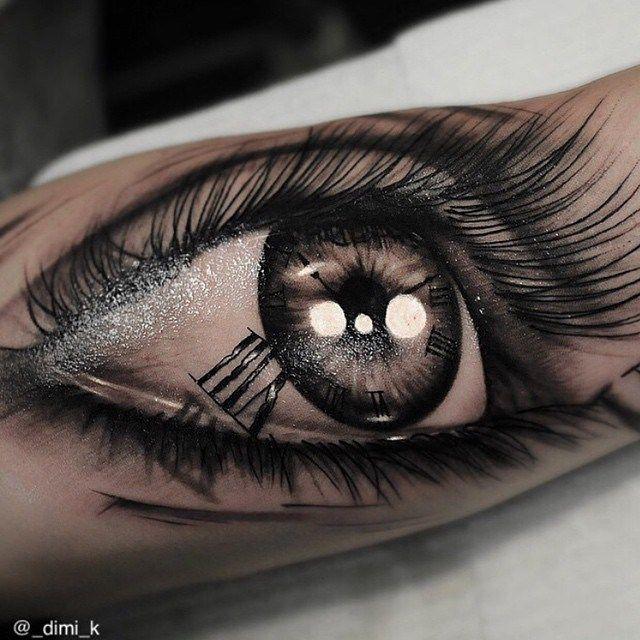 Tattoo Ideas Eyes: 18 Best Tattoos By Wade Stephens At Poppa Sams Tattoo