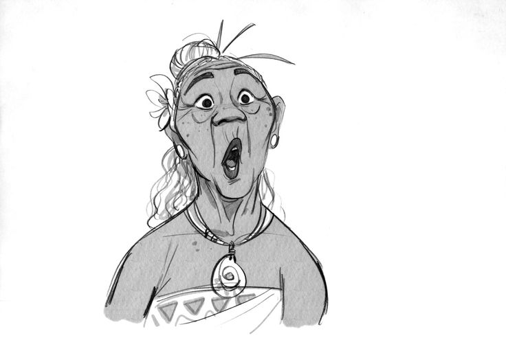 """""""Moana"""" by Jin Kim* • Blog/Website   (www.cosmoanimato.tumblr.com) ★    CHARACTER DESIGN REFERENCES™ (https://www.facebook.com/CharacterDesignReferences & https://www.pinterest.com/characterdesigh) • Love Character Design? Join the #CDChallenge (link→ https://www.facebook.com/groups/CharacterDesignChallenge) Share your unique vision of a theme, promote your art in a community of over 50.000 artists!    ★"""