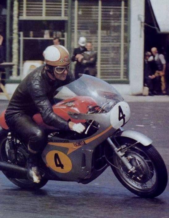 Mike Hailwood - IOM TT - 60's