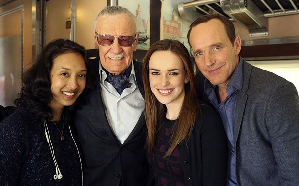 Stan Lee previews his 'Agents of SHIELD' guest stint | EW.com
