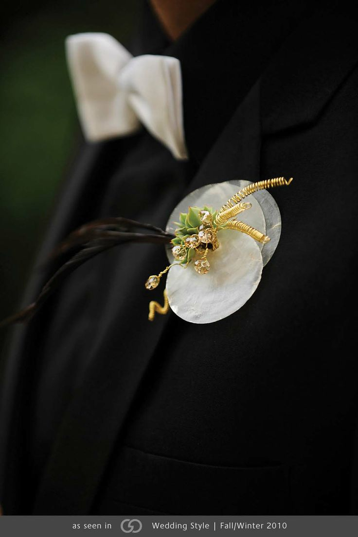83 best Wedding Boutonnieres images on Pinterest | Boutonnieres ...