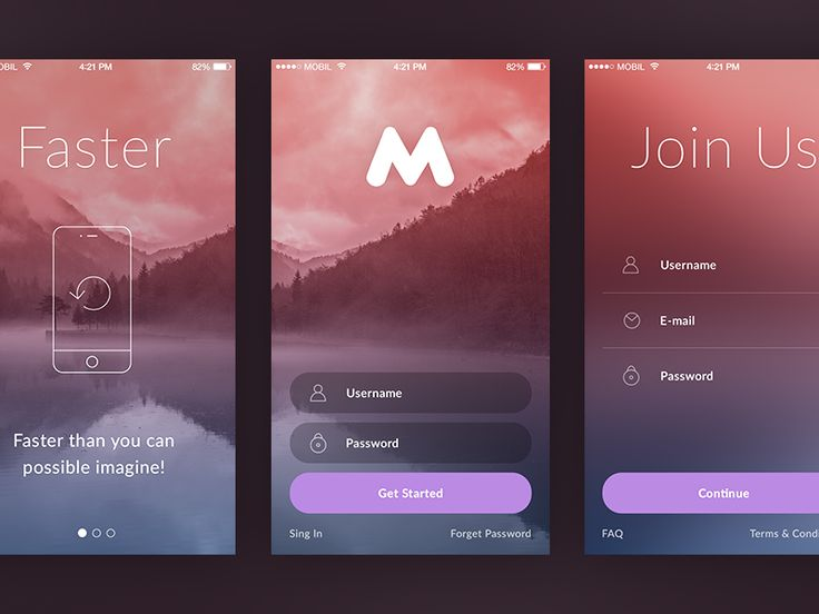 I'm just working on my first iOS template and I found out how much designing mobile interface appeals to me.  I'm really looking forward to show you next shots, especially the 3D Touch integration,...
