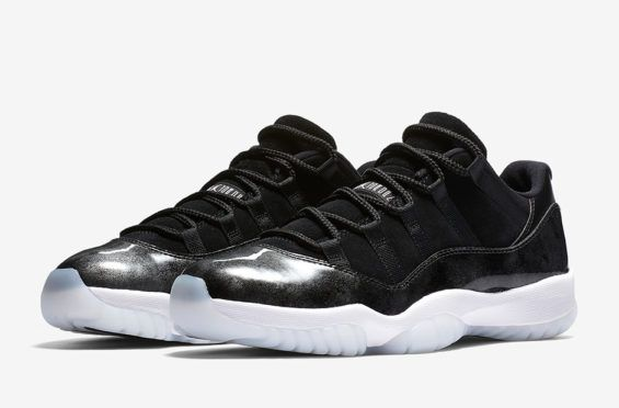 Release Date: Air Jordan 11 Low Barons