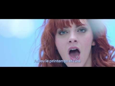 """▶ La Reine des Neiges - Libérée délivrée, version karaoké (French version of """"Let It Go"""")"""