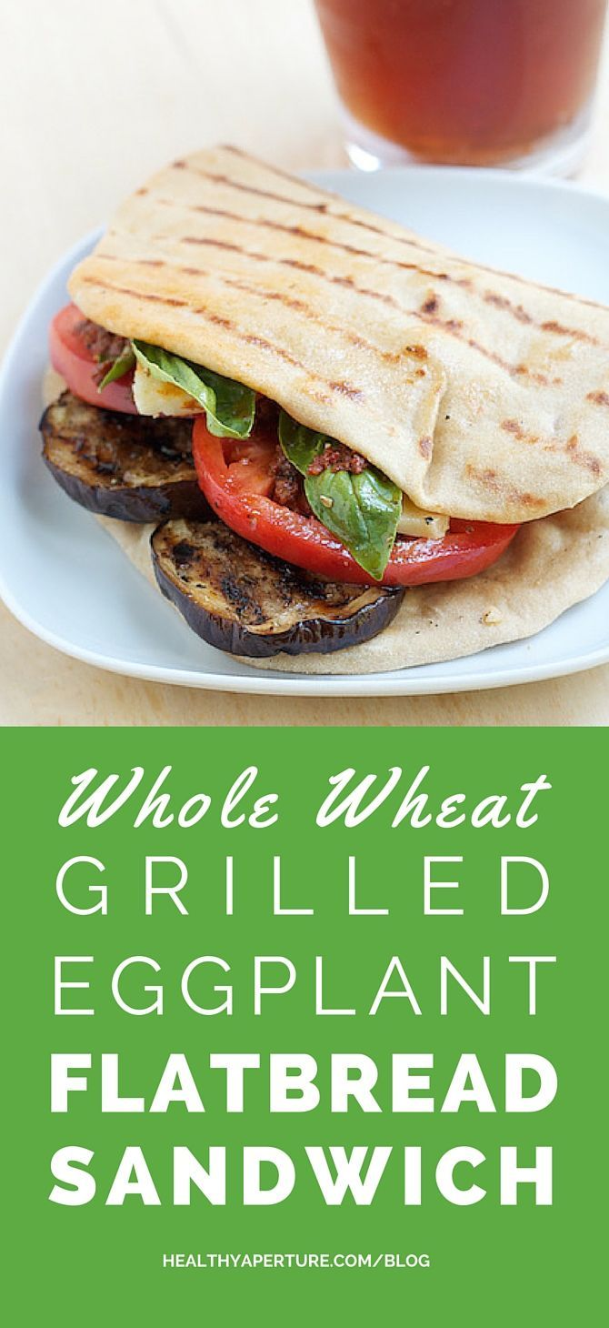 With fresh and sundried tomatoes, this healthy flatbread recipe is the perfect summer grilling option for vegetarians.