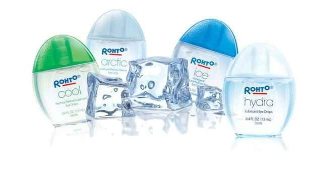 "Rohto Eye Drops, $3.99 from Walgreens | 41 Beauty Products That ""Really Work,"" According To Pinterest"