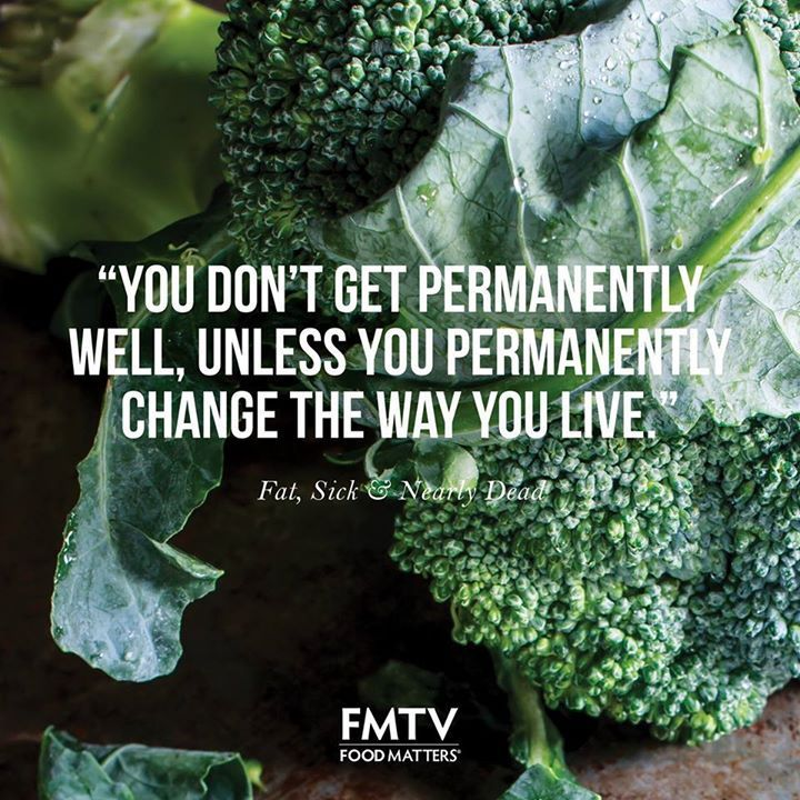 Maybe it's time to start changing the way we live... Watch Fat, Sick & Nearly Dead on FMTV now. https://www.fmtv.com/watch/fat-sick-amp-nearly-dead