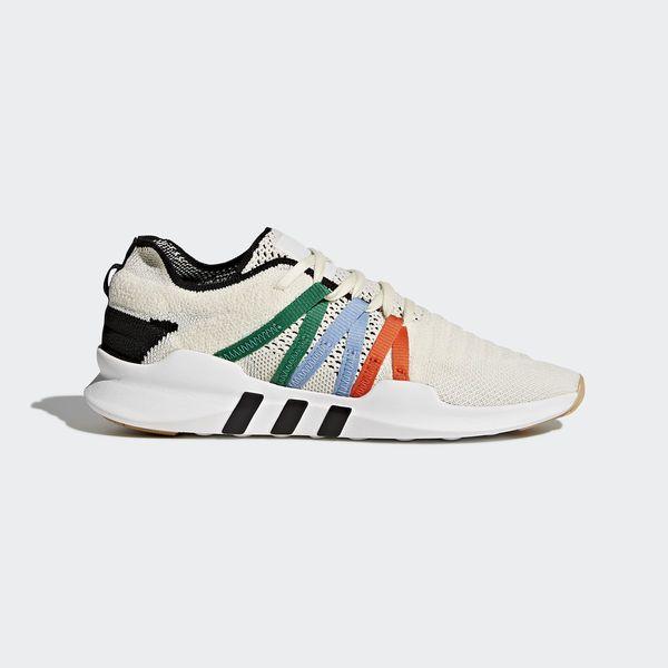 EQT ADV Racing Shoes Cream White  /  Dark Orange  /  Black CQ2239