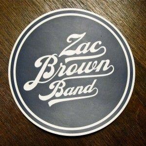 Round+Zac+Brown+Band+sticker+
