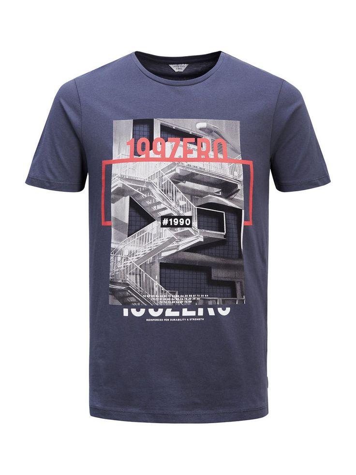 Classic print T-shirt