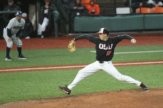 Luke Heimlich, Nick Madrigal make Golden Spikes Award midseason watch list