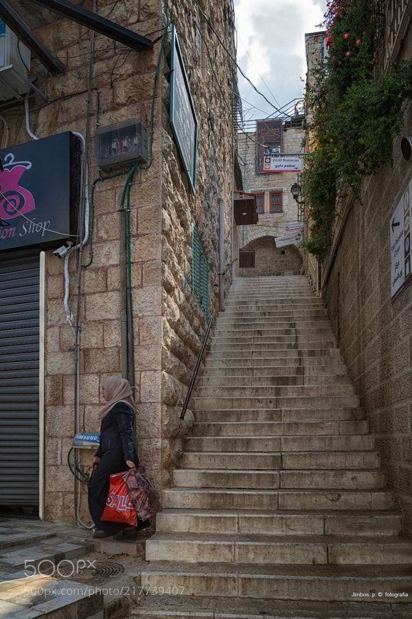 In a place in the West Bank. by jimbos