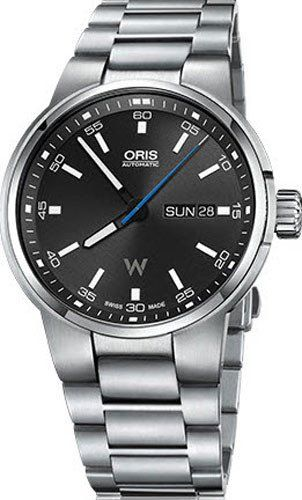 @oris  Watch Williams F1 Day Date Pre-Order #add-content #basel-17 #bezel-fixed #bracelet-strap-steel  #case-material-steel #case-width-42mm #date-yes #day-yes #delivery-timescale-call-us #dial-colour-black #gender-mens #limited-code #luxury #movement-automatic #new-product-yes #official-stockist-for-oris-watches #packaging-oris-watch-packaging #pre-order #pre-order-date-30-05-2017 #preorder-may #style-dress #subcat-williams-f1-team #supplier-model-no-01-735-7740-4154-07-8-24-50s #w...